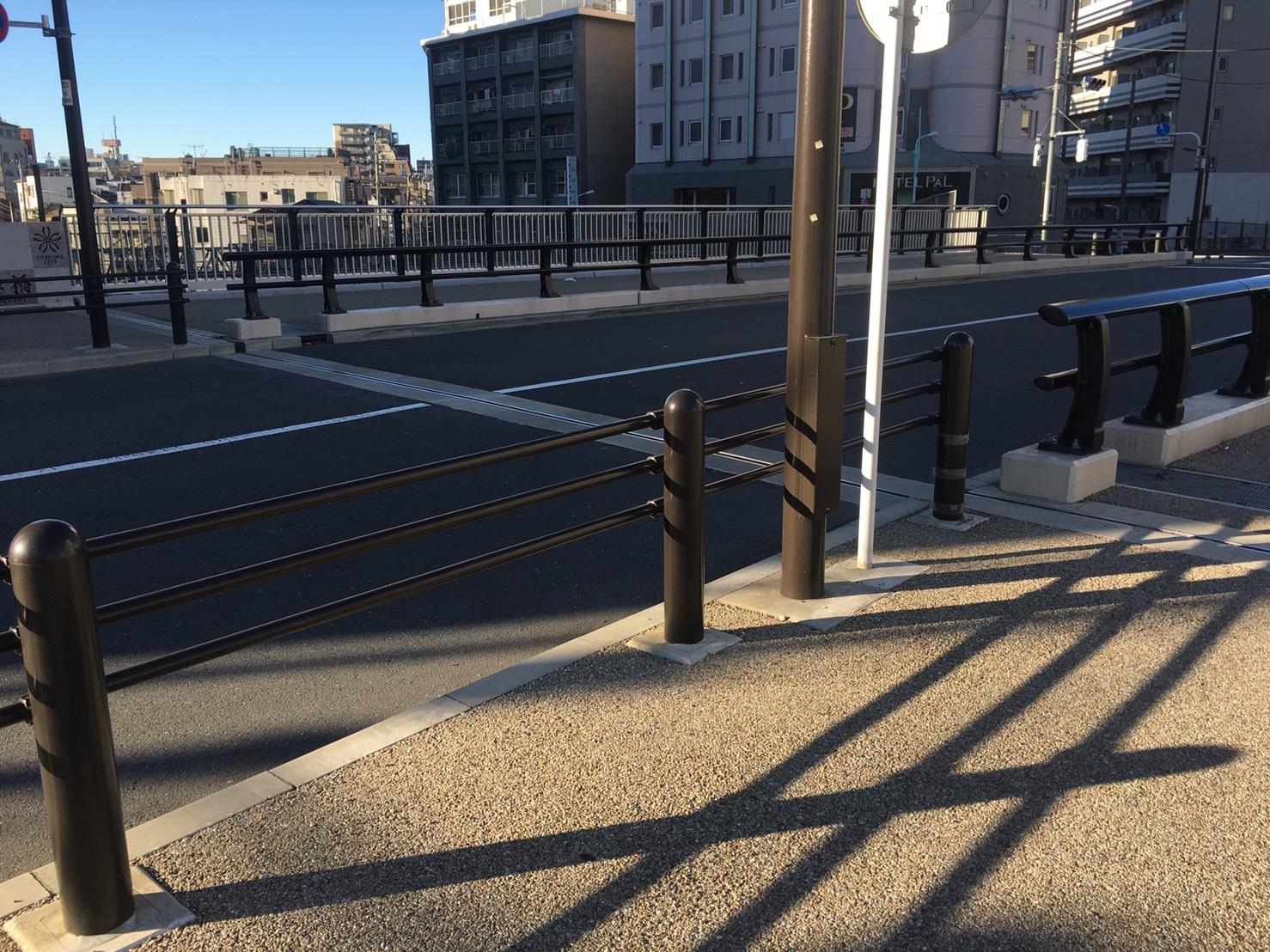 【大塚駅】ぶらり、ちょこっと大塚さんぽ。空蝉橋から抜けるスカイツリーが気持ちいい!の空蝉橋