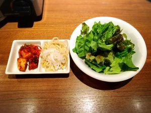 食べ放題は要注意「焼肉本舗 ぴゅあ 池袋店」のビュッフェ3
