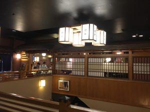 【新宿駅】はじめての「かに道楽」贅沢な蟹三昧大満足ううう!の店内2