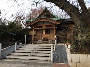 猫地帯の法明寺(ほうみょうじ)の安国堂