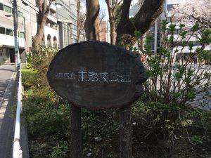 【池袋駅】春爛漫!桜を見に行こう!池袋東口の満開コースの東池袋公園入り口