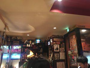 【池袋駅】お好み焼きをNa味(なみ)に食べに行こう!の店内