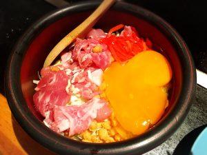 【池袋駅】お好み焼きをNa味(なみ)に食べに行こう!のお好み焼きを焼く前