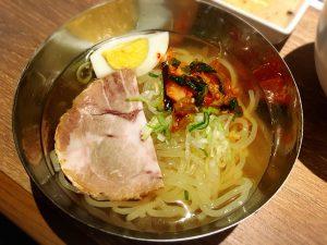 【池袋駅】激おすすめ「焼肉叙庵 サンシャインイン60通り店」のミニ冷麺