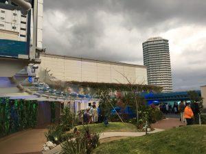 【池袋駅】「サンシャイン水族館」で癒されようよ!ほら早く!の屋上3