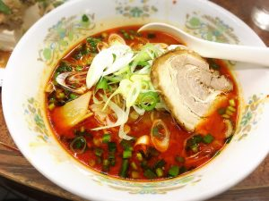 【中板橋駅】ザーサイ好きになれた「時ちゃんラーメン」搾菜いっぱい坦々麺にフォーリンラブ