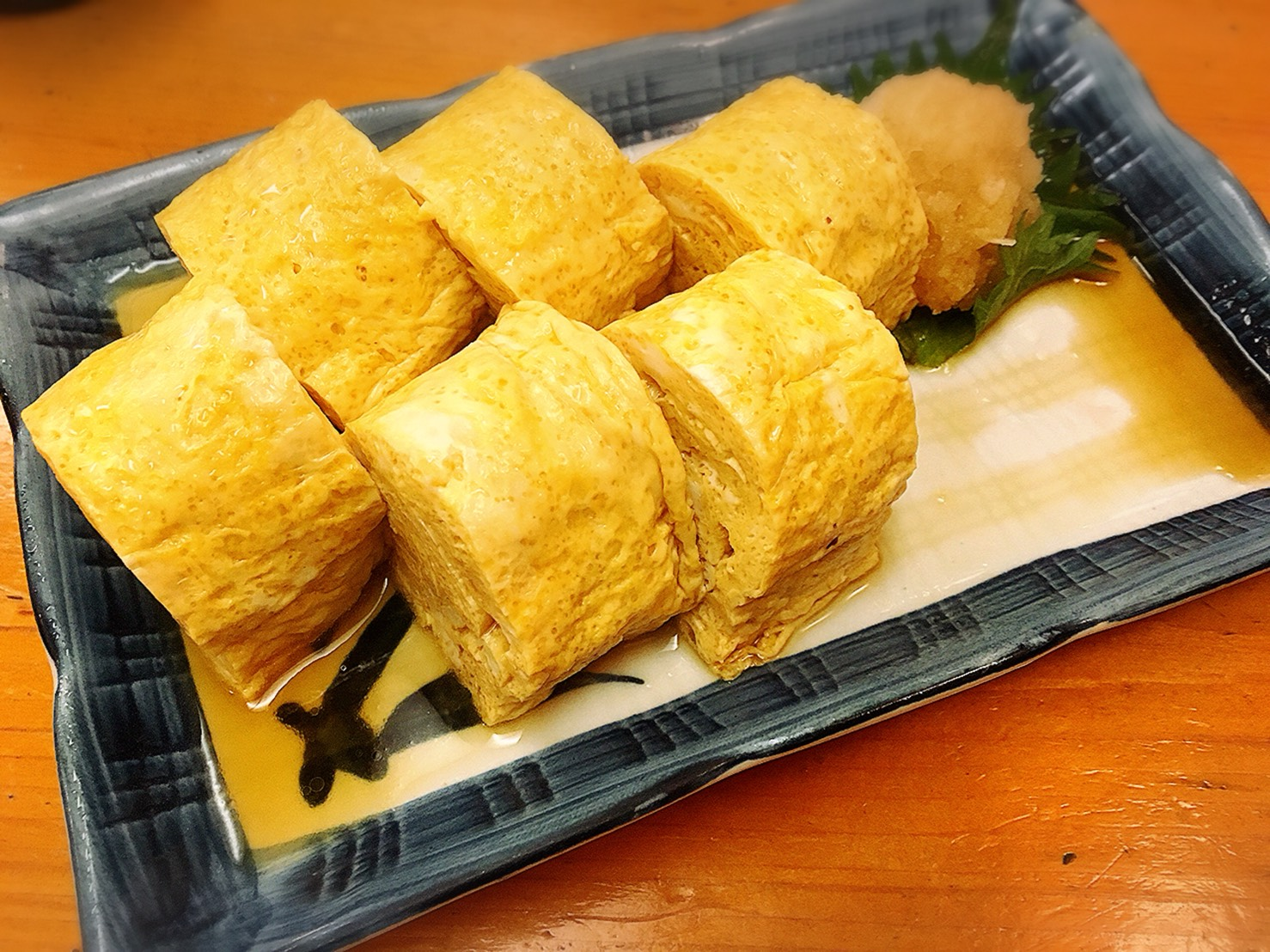 【池袋駅】生蕎麦とだし巻き玉子がしあわせ「浅野屋 池袋駅前本店」のだし巻き玉子