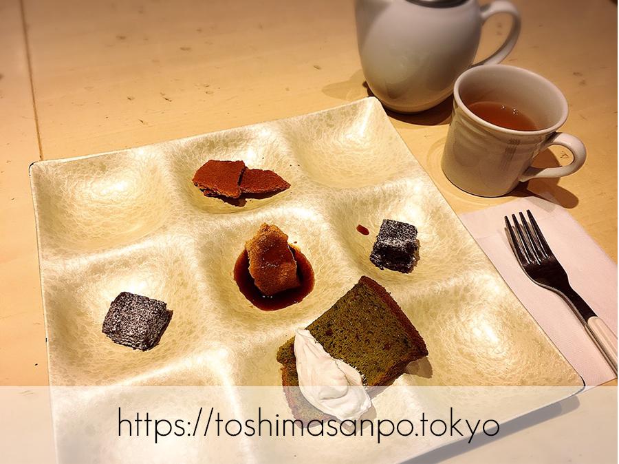 【池袋駅】ヘルシー料理食べ放題で安心!自然派「はーべすとルミネ池袋」のお茶とスイーツ