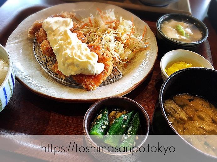【新宿駅】オシャレカフェの代表!?おなかいっぱい食べられる「kawara CAFE&DINING 新宿東口」のkawara特製鶏フィレカツ南蛮定食