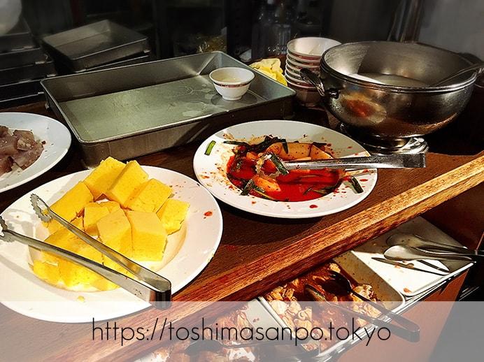 【池袋駅】池袋駅周辺の最安ビュッフェ!台湾料理・中華料理を大量摂取するには「台北夜市 池袋本店」のビュッフェ6