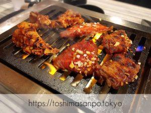 【大塚駅】独特な下味のお肉がなるほど美味しい!終戦のヤミ市から続く老舗焼肉「とらじ亭」