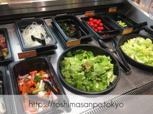 【大塚駅】新鮮野菜やデリサラダが最高。世界5ヶ国で愛されるビュッフェ「シズラー(Sizzler)」