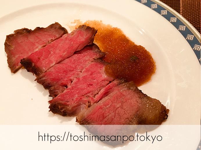 【池袋駅】サンシャインシティプリンスホテルのビュッフェ知ってる?気兼ねなく入れる「レストラン バイエルン」のローストビーフ