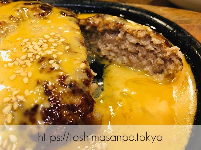 【池袋駅】腹ペコでファミレス行こう!超ハマるレモンステーキ&黒カレーでガッツリ「ふらんす亭」のハンバーグ