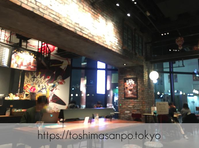 【池袋駅】池袋のオシャレスポット新名所!352円均一ベーグルかわいい♡「オーサムストア&カフェ」の店内2