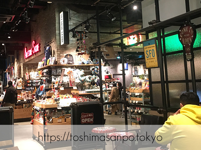 【池袋駅】池袋のオシャレスポット新名所!352円均一ベーグルかわいい♡「オーサムストア&カフェ」の店内3