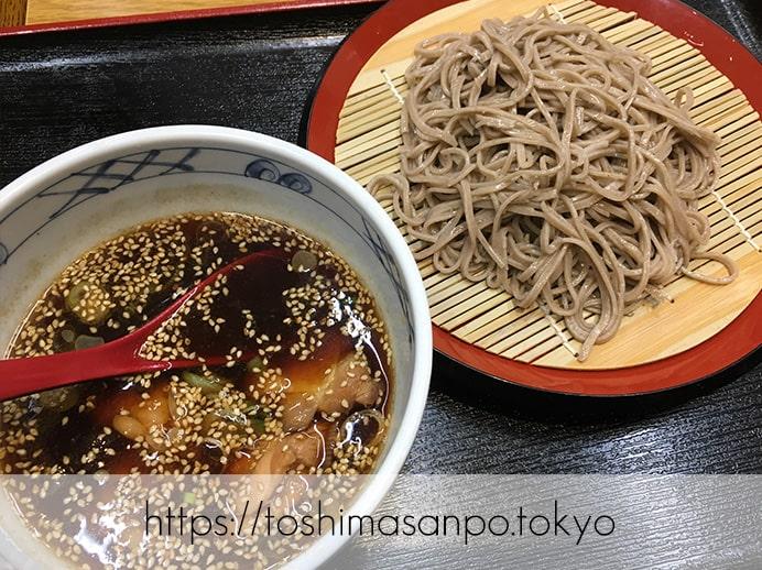 【大塚駅】店名変わって一新・サックリ天ぷらが美味しい&変わり蕎麦たくさんの「天麩羅秋光 大塚店」の鶏つけそば