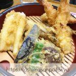 【大塚駅】店名変わって一新・サックリ天ぷらが美味しい&変わり蕎麦たくさんの「天麩羅秋光 大塚店」